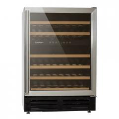 Adega de Vinho 46 Garrafas Dual Zone Built In  Prime Cooking 220v Cuisinart