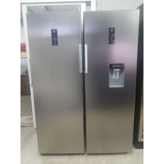 COMBO REFRIGERADOR COOKERHOOD 340 LITROS INOX 220V + FREEZER COOKERHOOD 258 LITROS INOX 220V