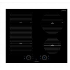 COOKTOP INDUÇÃO CUISINART ARKTON VITROCERÂMICO 4 ZONAS TOUCH CONTROL 50CM 220V