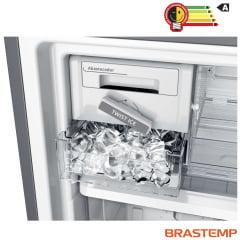 REFRIGERADOR BRASTEMP INVERSE 443 LITROS PLATINUM 220V