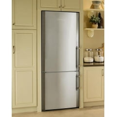 Refrigerador de Piso e Embutir 438L Aço Inox LIEBHERR Reversível