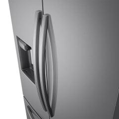 REFRIGERADOR SAMSUNG FRENCH DOOR INOX LOOK 536 LITROS SMART (WI-FI) COM TWIN COOLING 220V