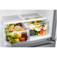 REFRIGERADOR SAMSUNG FROST FREE FRENCH DOOR TWIN COOLING PLUS RF49A5202S9 470 LITROS INOX LOOK 220V