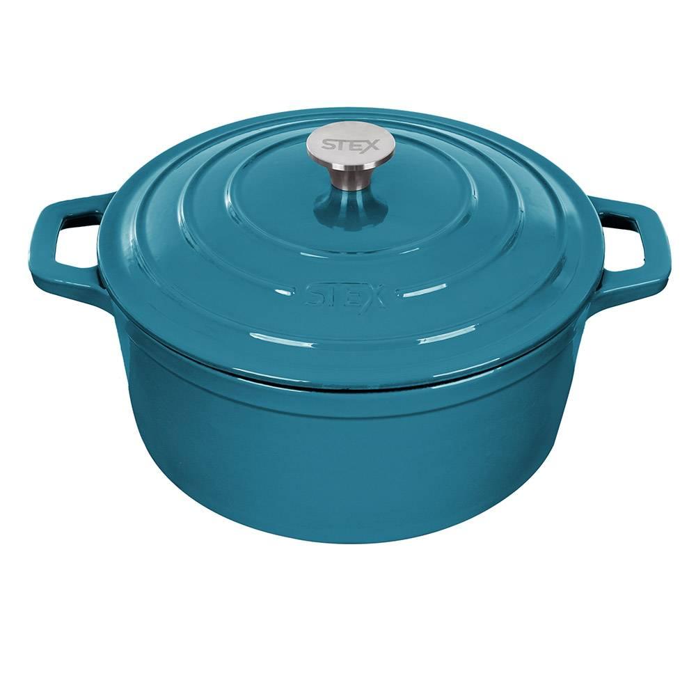 Caçarola aquamarine 28cm Stex Cookware