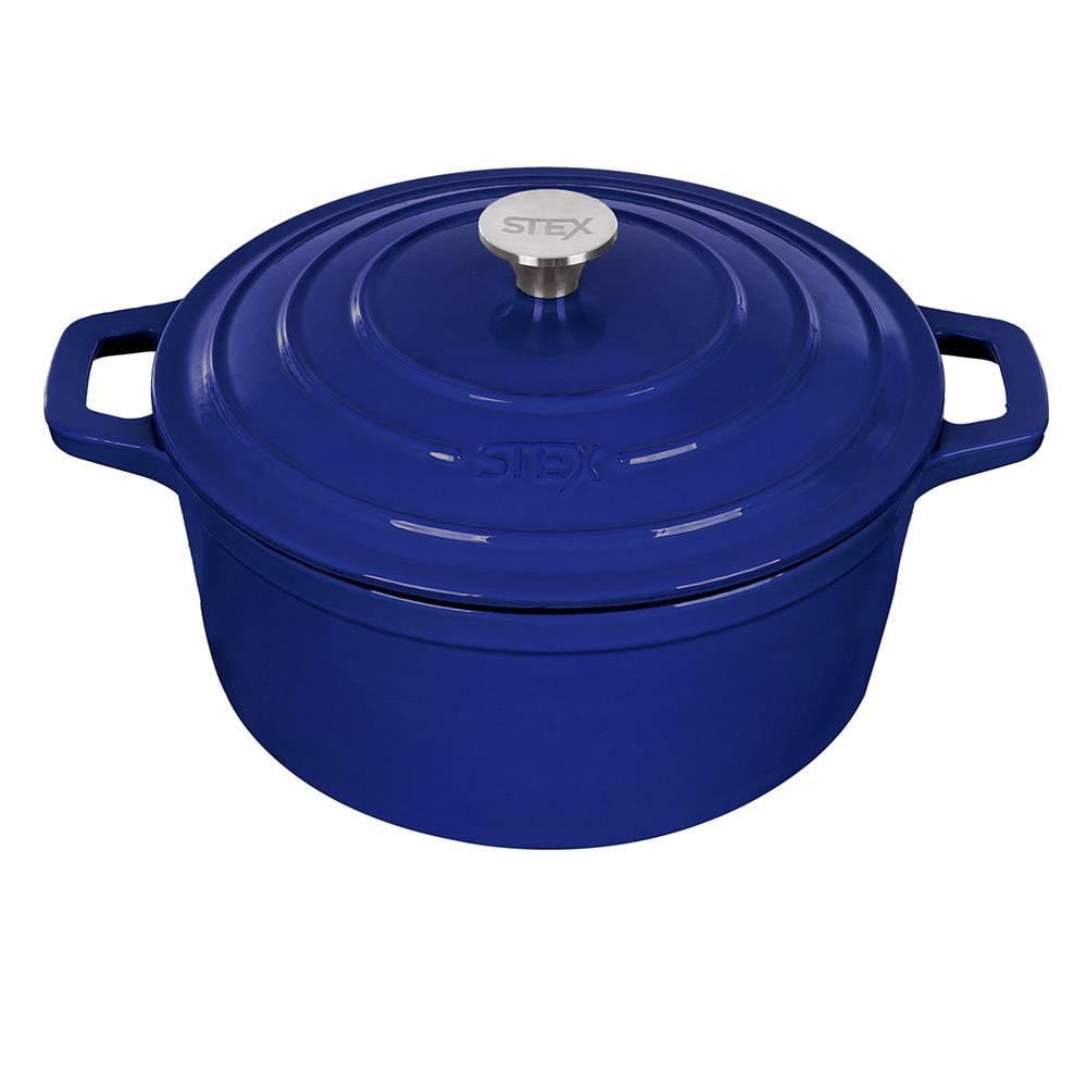 Caçarola azul 28cm Stex Cookware