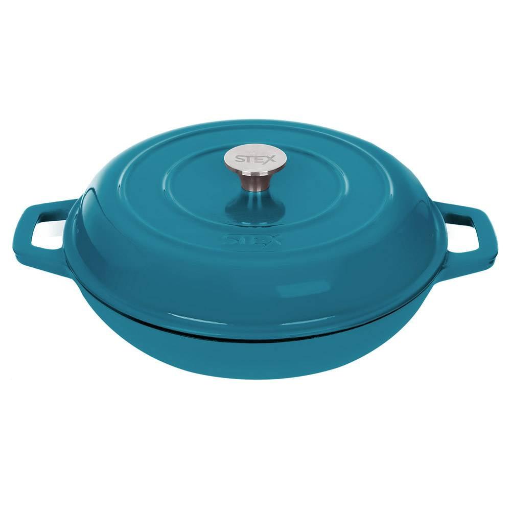 Caçarola buffet aquamarine 30cm Stex Cookware