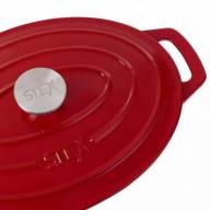 Caçarola oval 28cm Stex Cookware