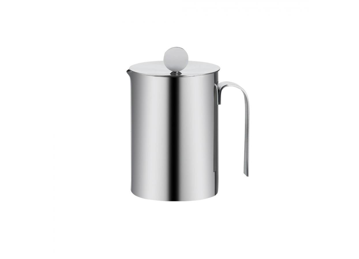BULE PARA CAFÉ RIVA GIOIA TÉRMICO DUPLO EM AÇO INOX COM CAPACIDADE PARA 0,6 LITROS